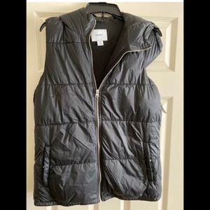 Womens Old Navy Puffer Vest Size Medium Tall